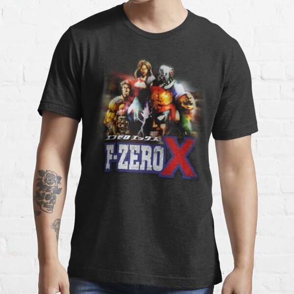 F-ZERO X Essential T-Shirt