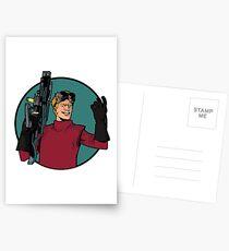 dr h Postcards