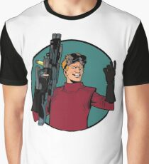 dr h Graphic T-Shirt