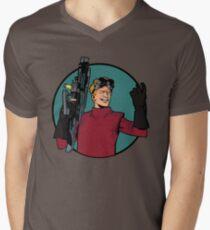 dr h Men's V-Neck T-Shirt