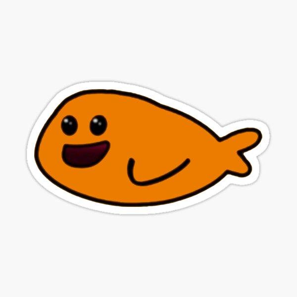 Tiko Fish Sticker