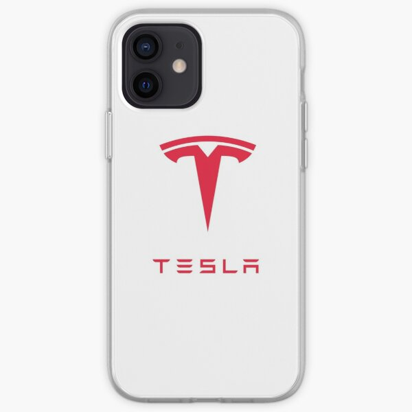 tesla iPhone Soft Case