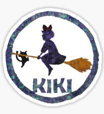 Kiki's Delivery Service Logo Sticker