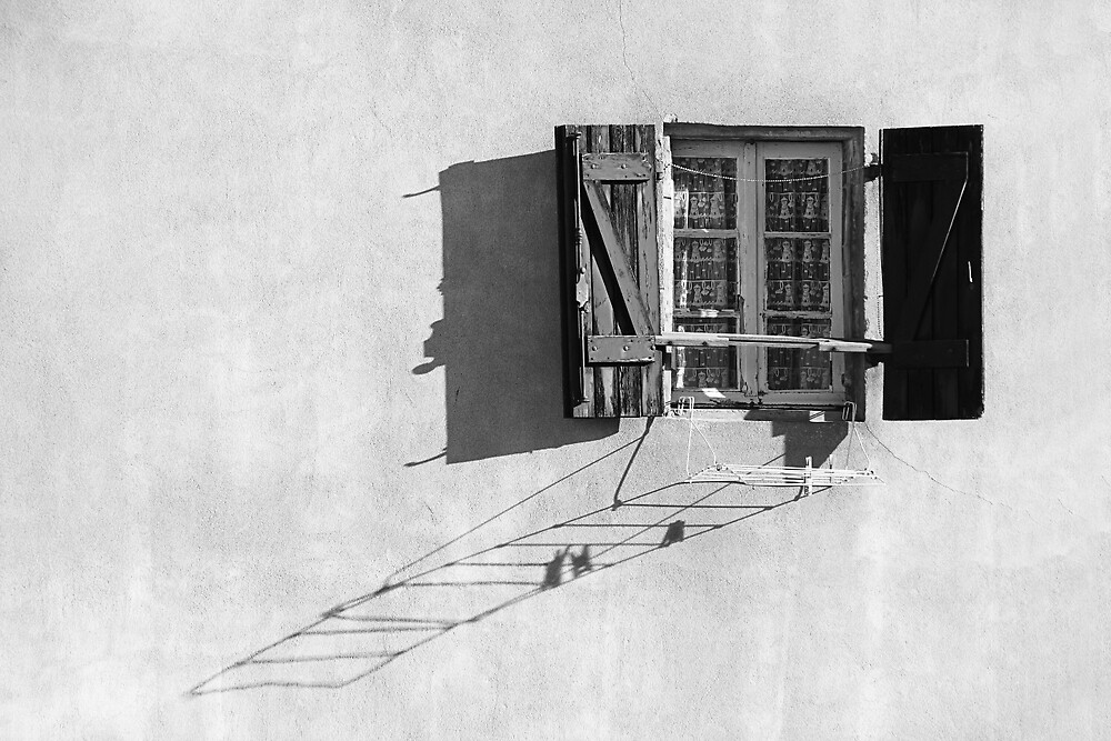 The Wright Brothers' Window by Paul Pasco