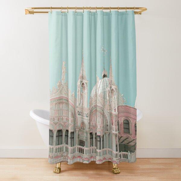St Mark's Basilica - Venice Shower Curtain