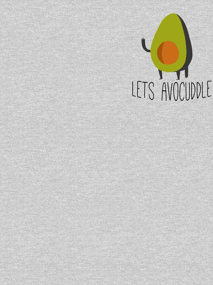 Lets Avocuddle! | Unisex T-Shirt