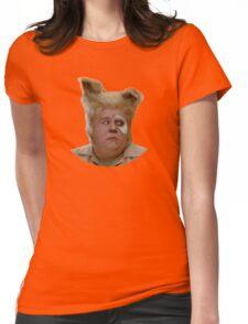 Barf - Spaceballs fan art Womens Fitted T-Shirt