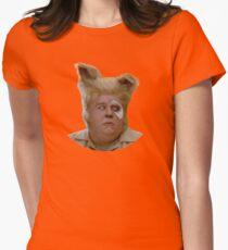 Barf - Spaceballs fan art Women's Fitted T-Shirt