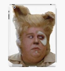 Barf - Spaceballs fan art iPad Case/Skin