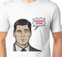 Archer Comic Unisex T-Shirt