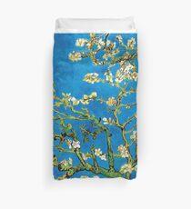 Vincent Van Gogh - Almond Blossoms Fine Art Painting Duvet Cover