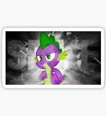 Spike Sticker