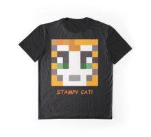 Stampy Cat! Graphic T-Shirt