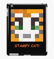 Stampy Katze! iPad-Hülle & Klebefolie