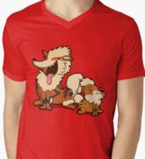 Number 58 and 59 Men's V-Neck T-Shirt