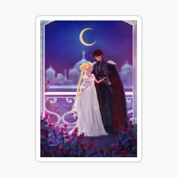 Serenity and Endymion Sticker
