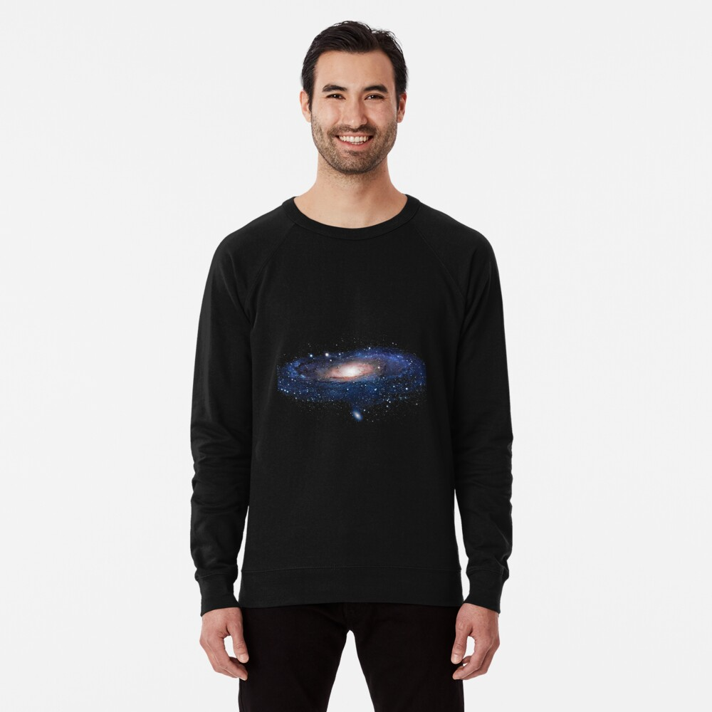 Galaxis Leichter Pullover