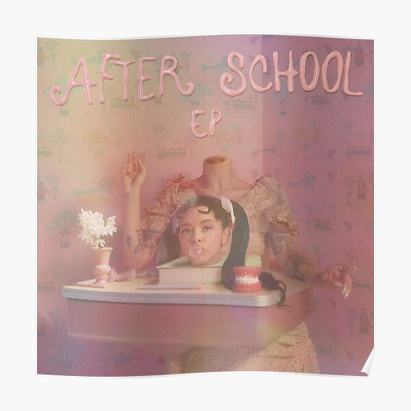 pink after school Poster
