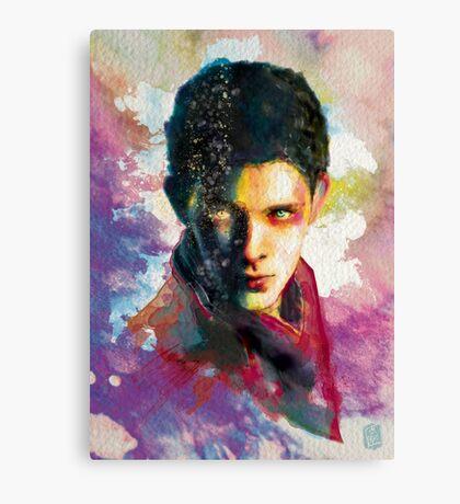 Duality- Merlin Canvas Print