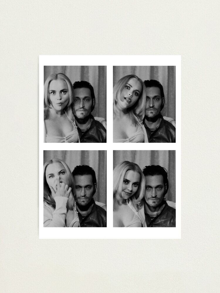 Alternate view of Buffalo 66 spanning time Photographic Print