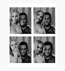Buffalo 66 spanning time Photographic Print