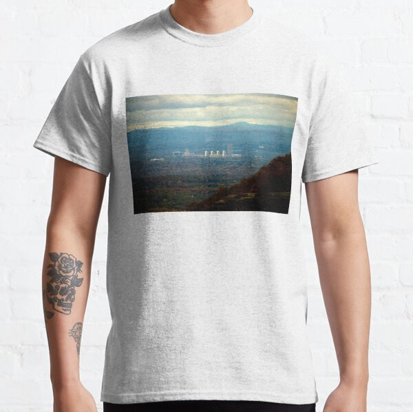 Albany from Thacher Park Classic T-Shirt