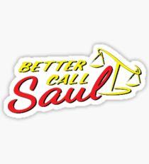 Better Call Saul LOGO Sticker