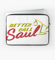 Better Call Saul LOGO Laptop Sleeve