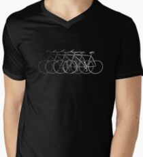 Just bike Men's V-Neck T-Shirt