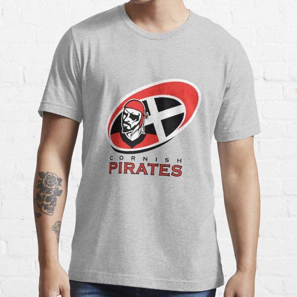 Rugby de los piratas de Cornualles Camiseta esencial