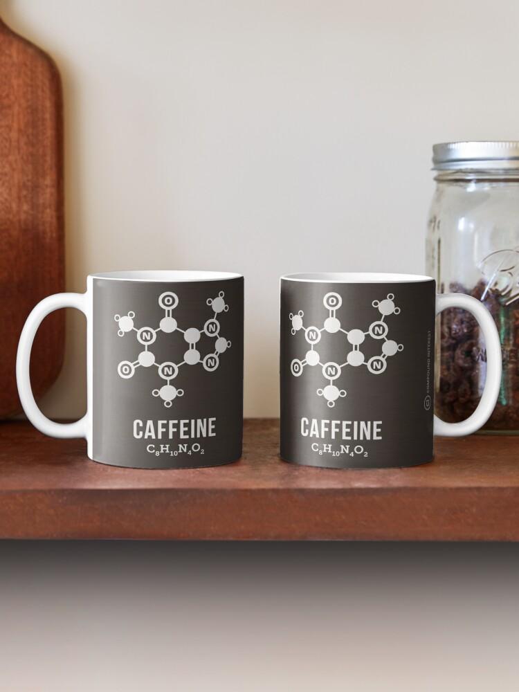 Alternate view of Caffeine Mug