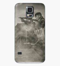 British WWII Soldier Case/Skin for Samsung Galaxy
