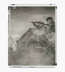 British WWII Soldier iPad Case/Skin