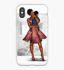Mum's hug iPhone Case