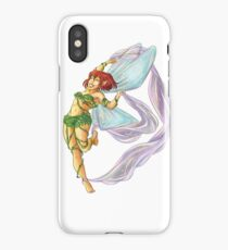 Spring Fairy  iPhone Case