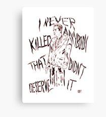 KONY Variant Metal Print