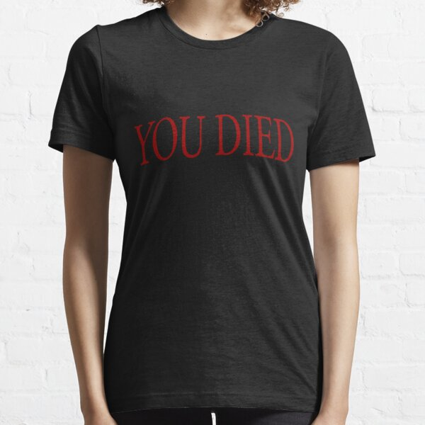 ¡Lleva tu derrota con orgullo elegido! Camiseta esencial