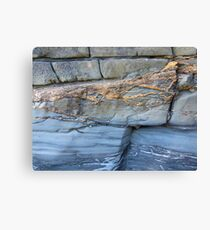 Kimmeridge 22 Canvas Print