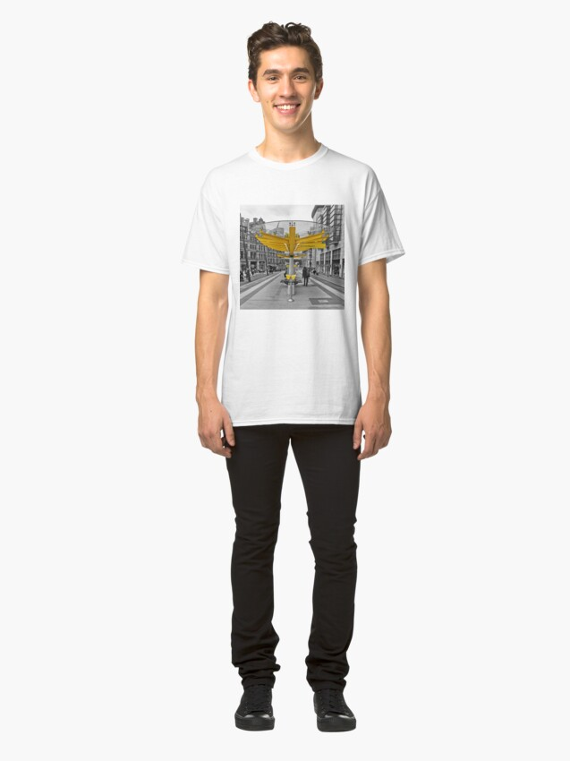 Alternate view of Manchester, Transport Links Classic T-Shirt