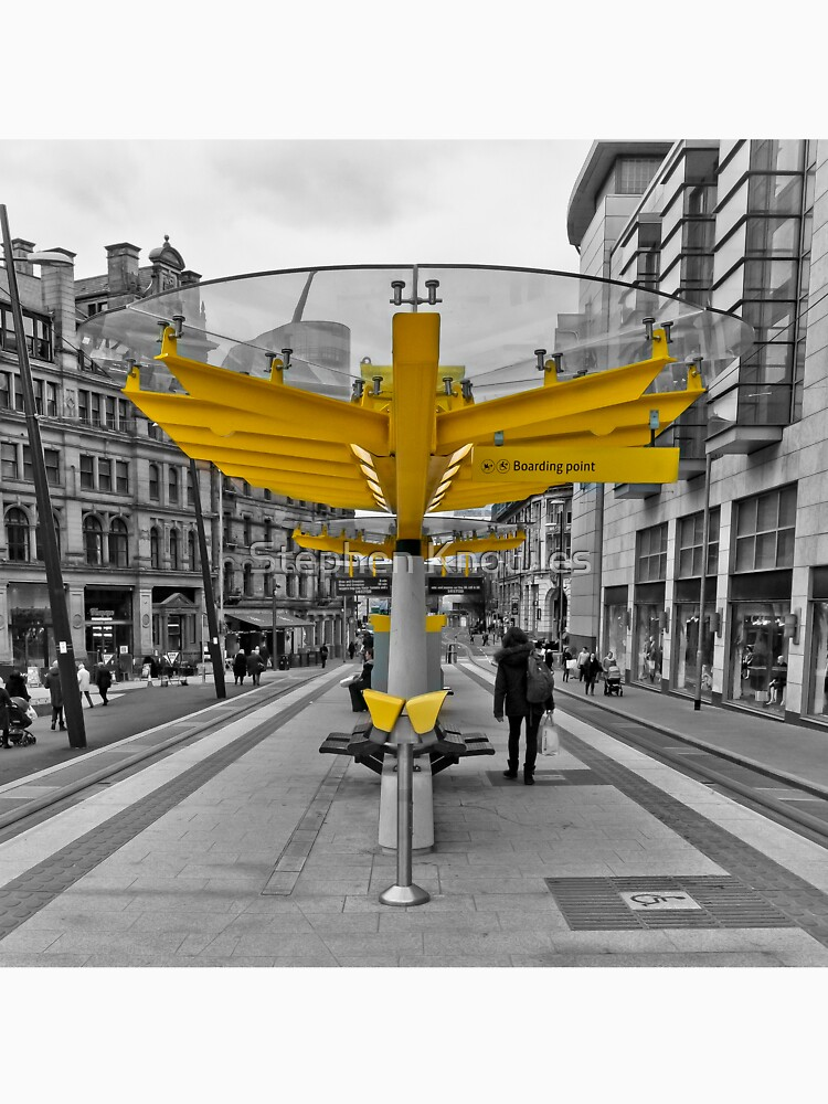 Manchester, Transport Links by stephenknowles