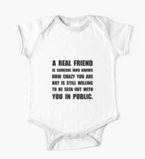 Real Friend Crazy Kids Clothes