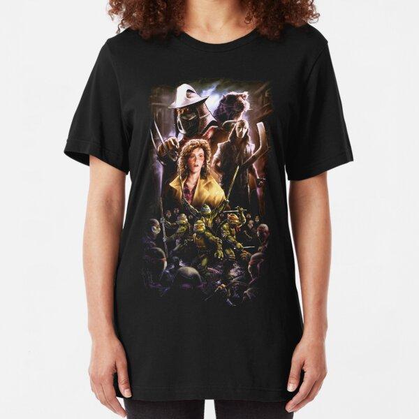 TMNINETY Slim Fit T-Shirt