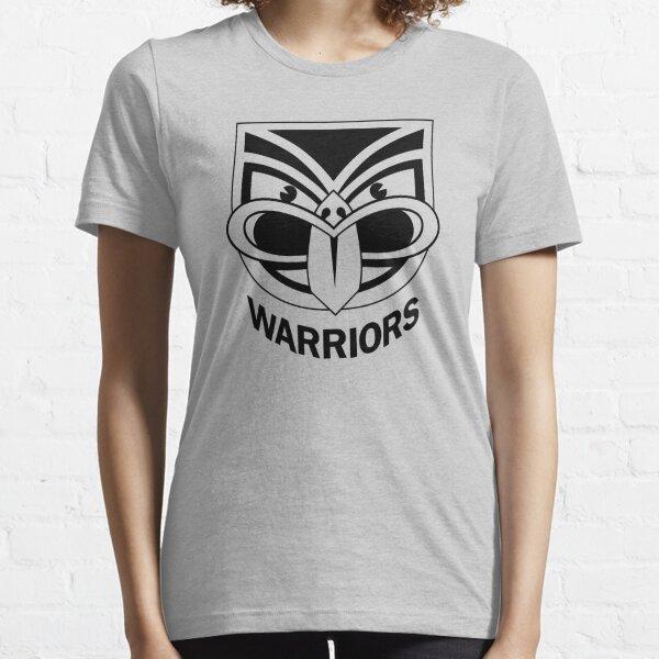 Guerreros de Nueva Zelanda Camiseta esencial