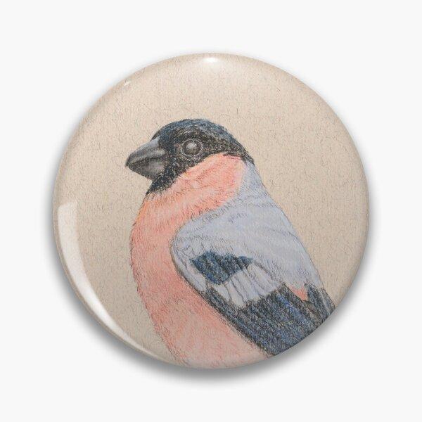 Bullfinch/bouvreuil Pin