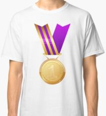 Gold medal number one Classic T-Shirt