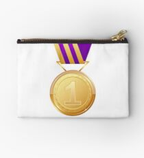Gold medal number one Studio Pouch