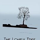 The Lonely Tree by saniday