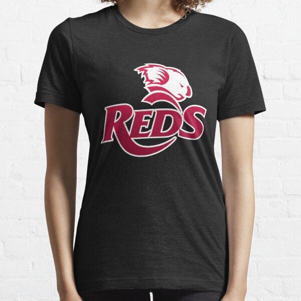 Rojos de Queensland Camiseta esencial