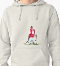 Thierry Henry at White Hart Lane Pullover Hoodie