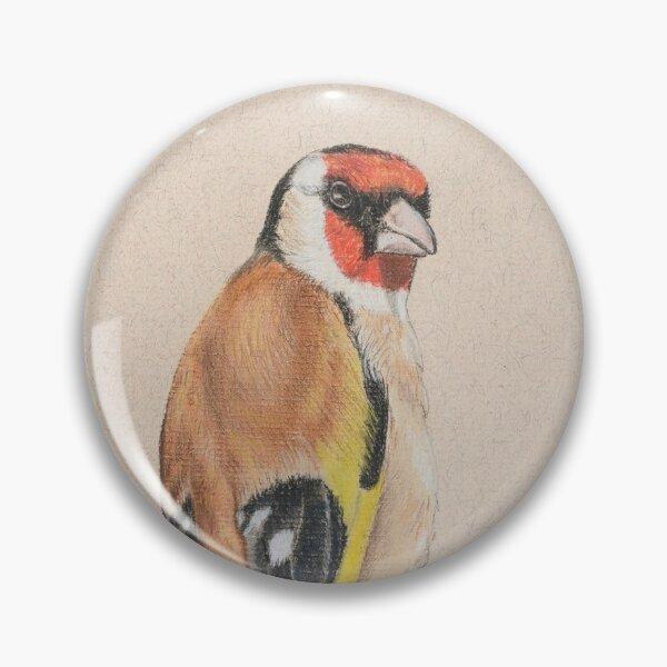 Goldfinch/Chardonneret Pin